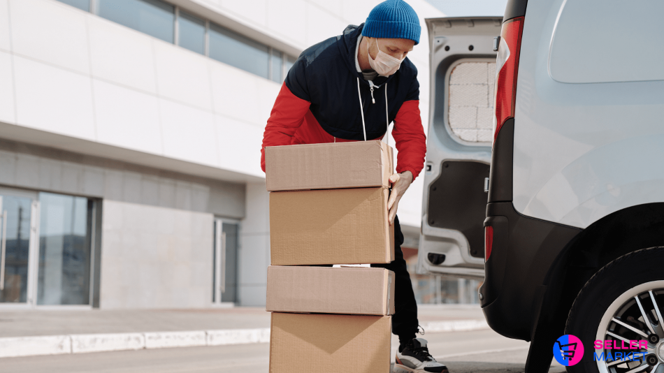 Доставка Boxberry до пункта выдачи заказов