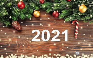 СеллерМАРКЕТ поздравляет с Новым годом!