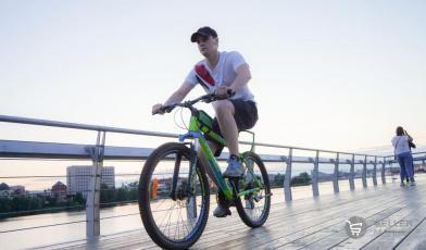 Крути ИТ-педали: 29 июля 2021 состоится первый одиночный велопробег Казань-Набережные Челны