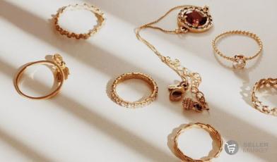 Как продавать ювелирные украшения